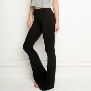 Brandy Melville Flared Pants - Like New